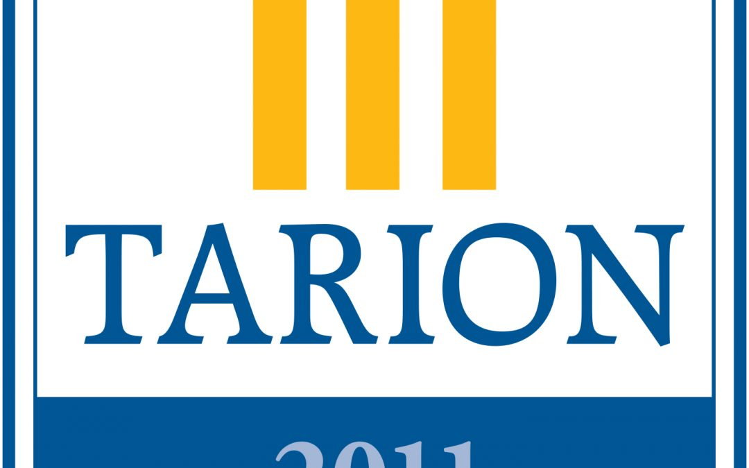 2011 Tarion Award Finalist