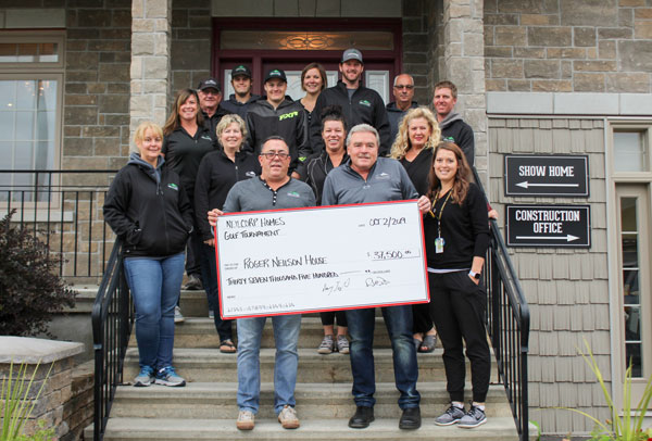 Neilcorp Homes Golf Tournament Raises $37,500